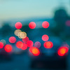 traffic light out of focus