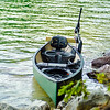 kayak with electric motor