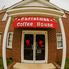 welcome to christmas coffee house
