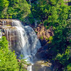 Whitewater Falls in North Carolina