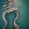 musical instrument  art statue