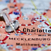charlotte qc city pin on the map