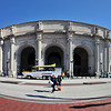 panoramic View of Union station in Washington DC