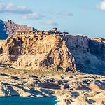 scenery near lake powell arizona