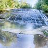 moravian falls park in north carolina mountains