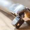 wrench tool closeup