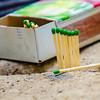 green matches