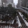 winter storm passing through charlotte north carolina