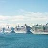 Miami port - Miami port one of the biggeest passanger port in USA