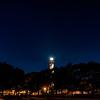 Historic St Augustine Florida lighthouse building