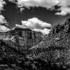 Zion Canyon National Park Utah