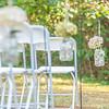 outdoor wedding ceremony isle