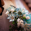 bride and groom a wedding abstract